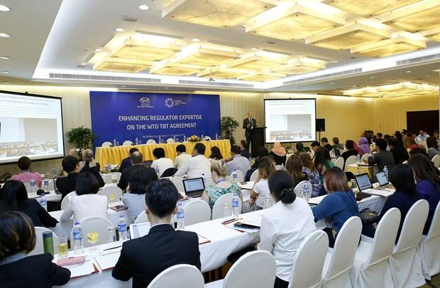 APEC 2017: Buscan mejorar capacidad de gestion de reglamentos tecnicos comerciales hinh anh 1