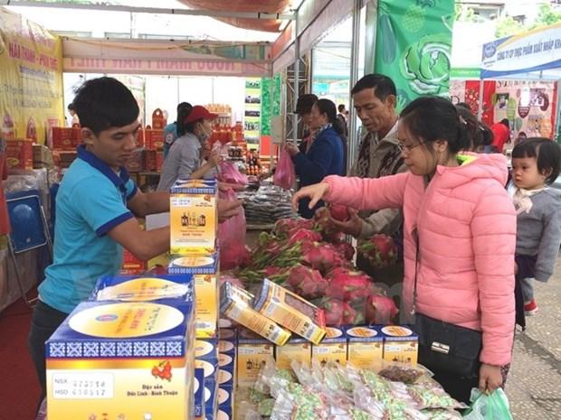 Efectuaran en Ciudad Ho Chi Minh feria internacional de agricultura hinh anh 1