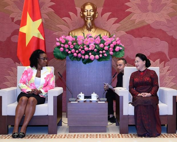 Vietnam fortalece nexos con Cuba y Mozambique hinh anh 2