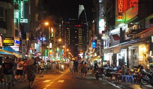 Inauguran segunda calle peatonal en Ciudad Ho Chi Minh hinh anh 1