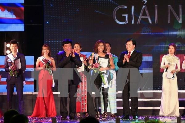 """Concluyen concurso """"Canto de ASEAN+3"""" en ciudad vietnamita hinh anh 1"""