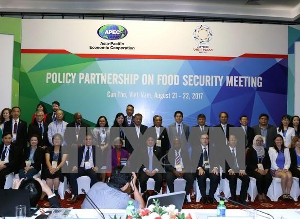 APEC 2017 delibera sobre desarrollo sostenible de la pesca hinh anh 1