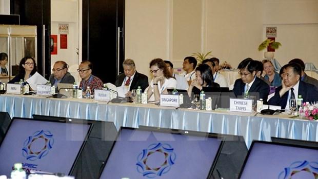 Prosiguen en Can Tho actividades de Semana de Seguridad Alimentaria del APEC hinh anh 1