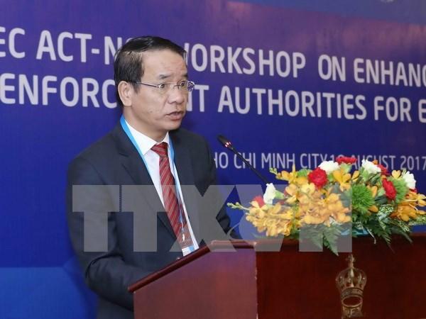 APEC 2017: Vietnam se esfuerza por perfeccionar politicas anticorrupcion hinh anh 1