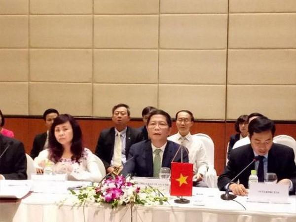 Visita de maximo dirigente partidista de Vietnam a Indonesia ofrecera nuevo impulso a nexos comerciales hinh anh 1