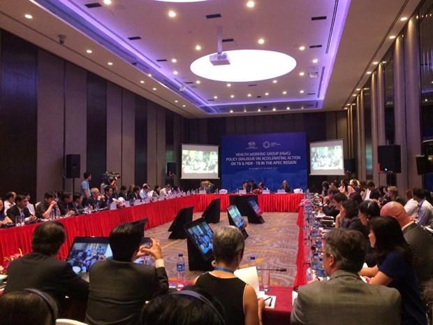 APEC 2017: Dialogo de Politicas de Salud para personas mayores hacia un Asia-Pacifico saludable hinh anh 1
