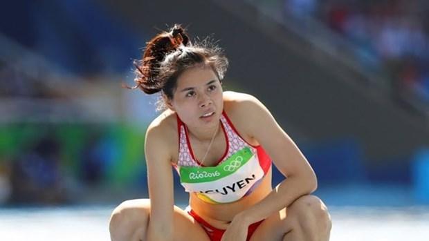 Atleta vietnamita conquista medalla de oro en SEA Games 29 hinh anh 1