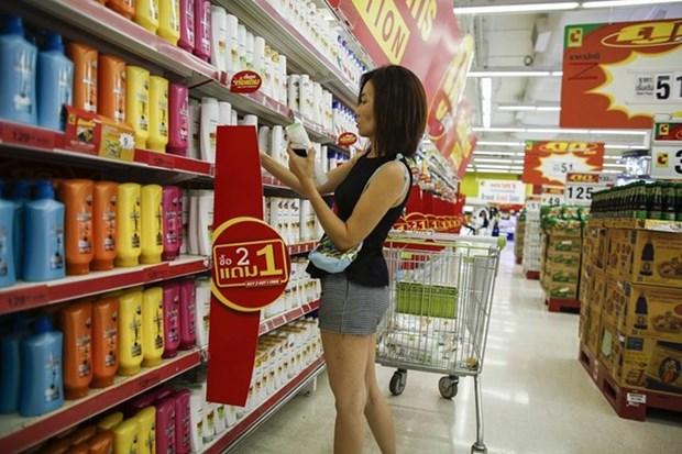 Economia de Tailandia alcanza crecimiento mas alto en cuatro anos hinh anh 1