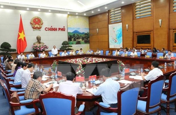 Vicepremier vietnamita insto a la estricta supervision de operacion de aceria Formosa hinh anh 1