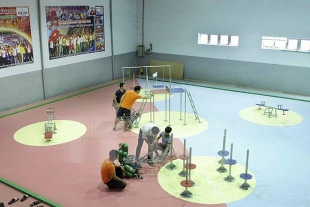 Robots vietnamitas competiran en concurso de Asia-Pacifico hinh anh 1