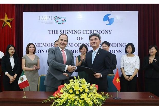 Vietnam y Mexico cooperan en proteccion de indicaciones geograficas hinh anh 1