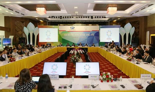 APEC intensifica coordinacion para garantizar seguridad alimentaria hinh anh 1