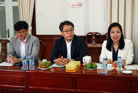 Provincia survietnamita de Hau Giang promueve cooperacion con empresas sudcoreanas hinh anh 1