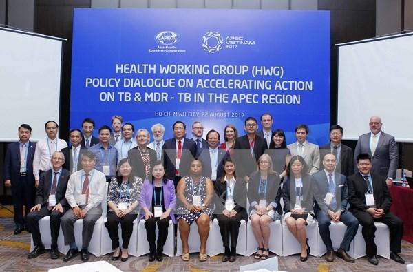 Resaltan papel pionero de Vietnam en APEC en lucha contra tuberculosis hinh anh 1