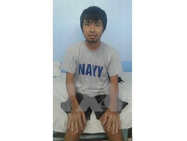 Vietnam presta atencion a marinero rescatado en Filipinas hinh anh 1