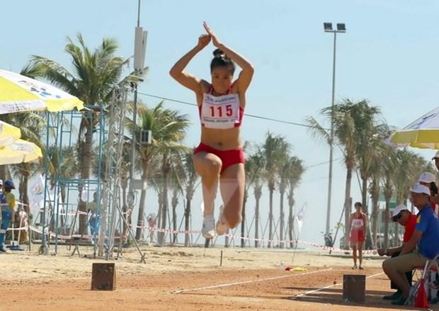 Vietnam logra su medalla de oro numero 25 en SEA Games 29 hinh anh 1
