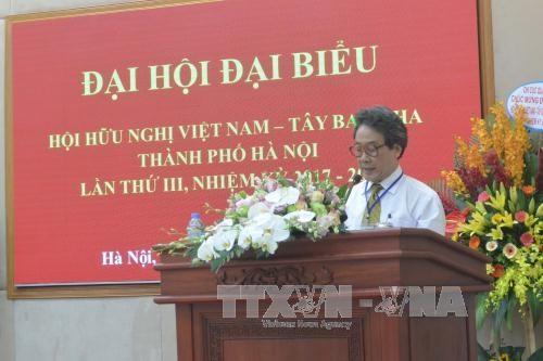 Asociacion de Amistad Vietnam-Espana comprometida a profundizar nexos binacionales hinh anh 1