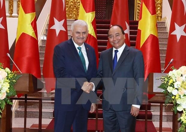 Vietnam y Turquia buscan elevar comercio bilateral a cuatro mil millones de dolares hinh anh 1