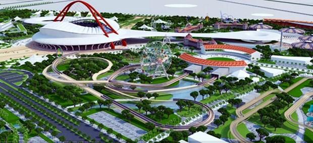 Grupo frances Bouygues Batiment interesado en invertir en complejo deportivo de Vietnam hinh anh 1