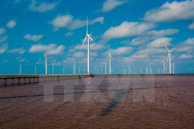Sudcorea invertira capital multimillonario en proyectos de energia eolica en Vietnam hinh anh 1