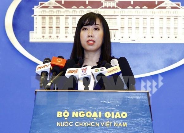 Vietnam rechaza ejercicios militares de Taiwan en Ba Binh hinh anh 1