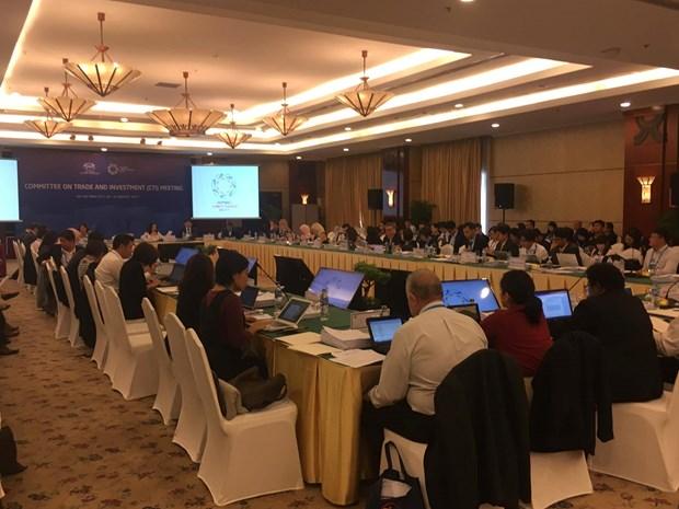 Vietnam propone medidas para mejorar comercio electronico del APEC hinh anh 1