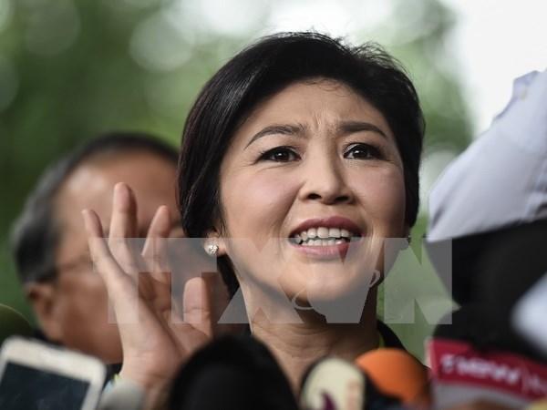 Exprimera ministra tailandesa huyo a EAU, segun diario local hinh anh 1
