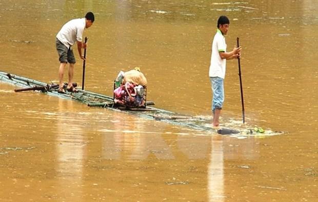 Presidente de Cuba expresa pesame a Vietnam por perdidas provocadas por inundaciones hinh anh 1