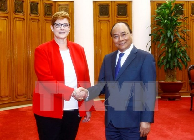 Gobierno vietnamita aboga por mayor cooperacion en defensa con Australia hinh anh 1