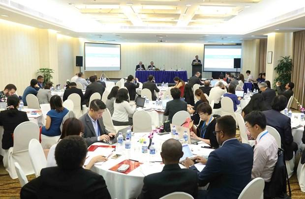 APEC discute contribuciones de Alianza del Pacifico a realizacion del FTAAP hinh anh 1