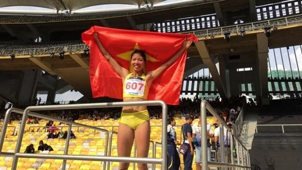 Vietnam mantiene segundo puesto en medallero de SEA Games 29 hinh anh 1