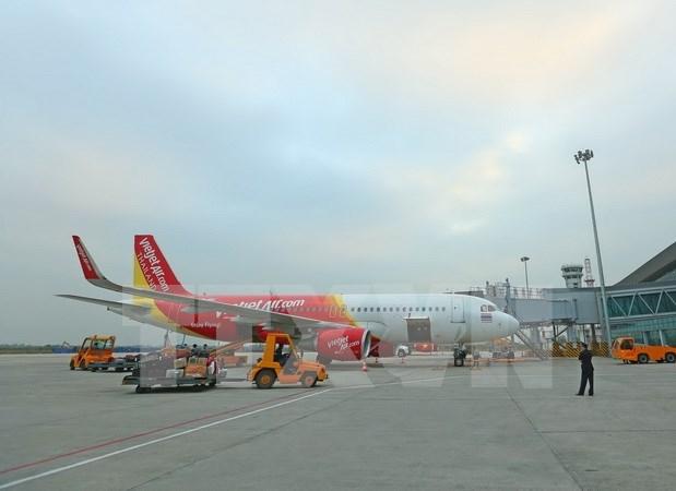 Vietjet Air inaugura ruta directa Hanoi- Rangun hinh anh 1