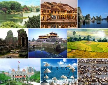 Vietnam recibe mas de 8,47 millones de visitantes extranjeros en ocho meses de 2017 hinh anh 1