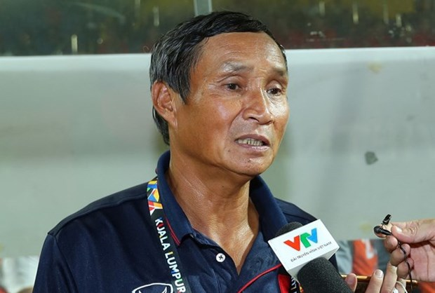 Nombran a Mai Duc Chung entrenador jefe de seleccion vietnamita de futbol sub-22 hinh anh 1