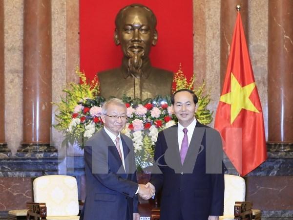 Presidente de Vietnam manifiesta apoyo a cooperacion judicial con Sudcorea hinh anh 1