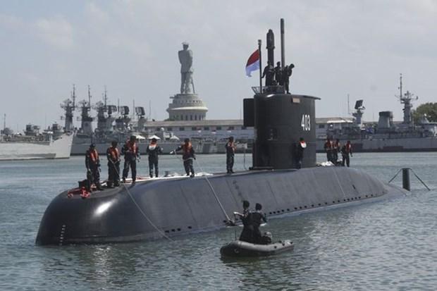 Indonesia recibe nuevo submarino fabricado por Sudcorea hinh anh 1