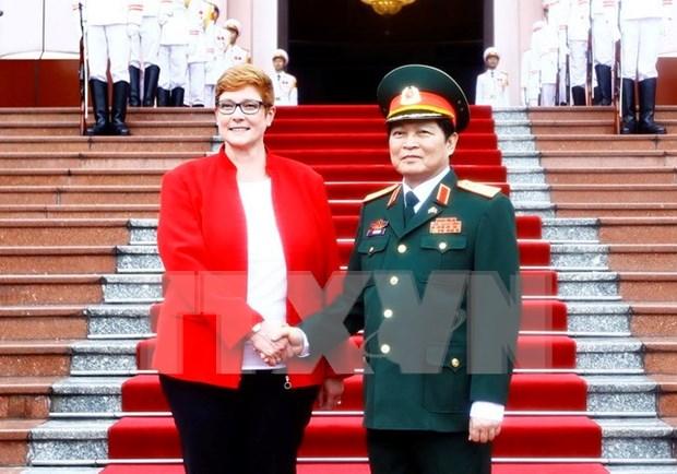 Cooperacion en seguridad entre Vietnam y Australia se fortalece, afirma experto hinh anh 1