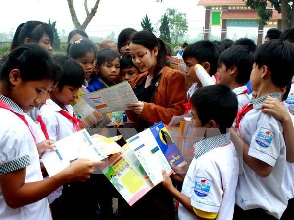 Vietnam se esfuerza para garantizar igualdad de genero en educacion hinh anh 1