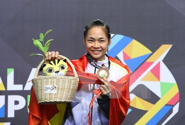 SEA Games 29: Pencak Silat brinda a Vietnam nuevo oro hinh anh 1