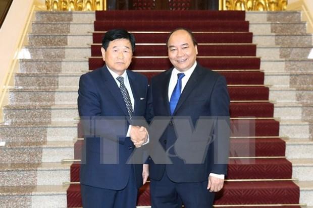 Exhortan a intensificar relaciones entre localidades vietnamita y sudcoreana hinh anh 1