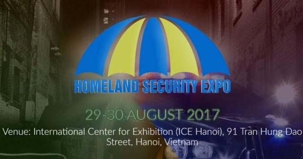 Efectuan en Vietnam primera exposicion de seguridad y defensa hinh anh 1