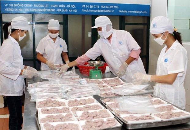 Hanoi registra positivo crecimiento economico hinh anh 1