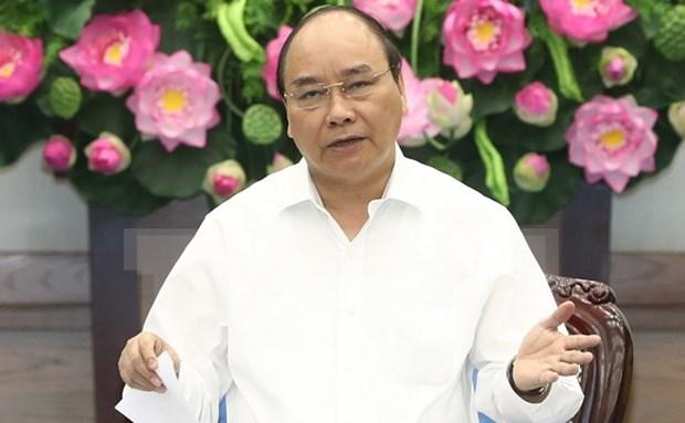 Gobierno vietnamita aclara dudas de la prensa nacional sobre asuntos socioeconomicos hinh anh 1