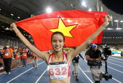 Ninh Binh encomia a entrenadores y atletas destacados de SEA Games 29 hinh anh 1