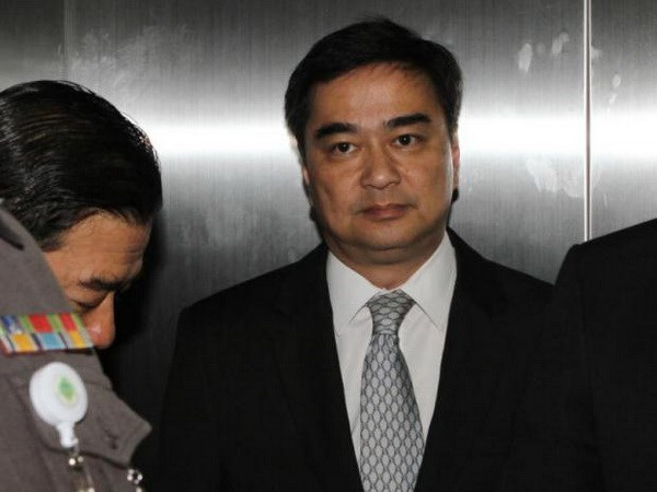 Tailandia: Corte Suprema rechaza demanda contra expremier Abhisit hinh anh 1