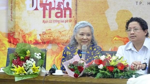 Publican autobiografia de luchadora por justicia de victimas vietnamitas de la dioxina hinh anh 1