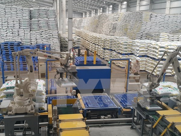 Brunei construira gran fabrica de fertilizantes con fondo multimillonario hinh anh 1