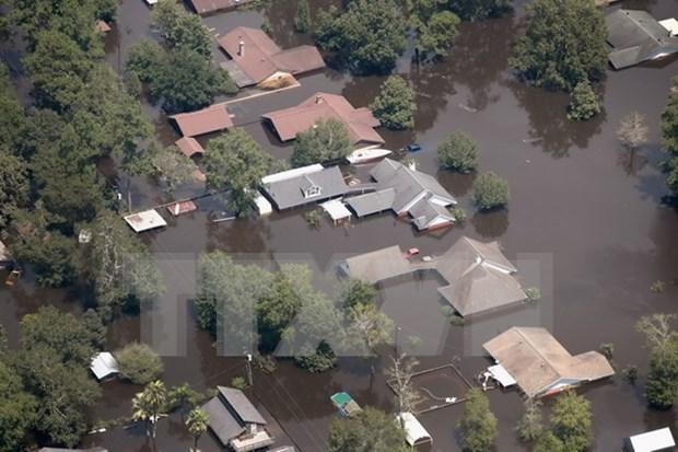 Vietnam expresa pesame a Estados Unidos por afectaciones de huracan Harvey hinh anh 1