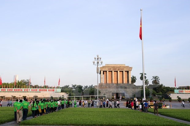 Dirigentes extranjeros felicitan a Vietnam en ocasion de su Dia Nacional hinh anh 1