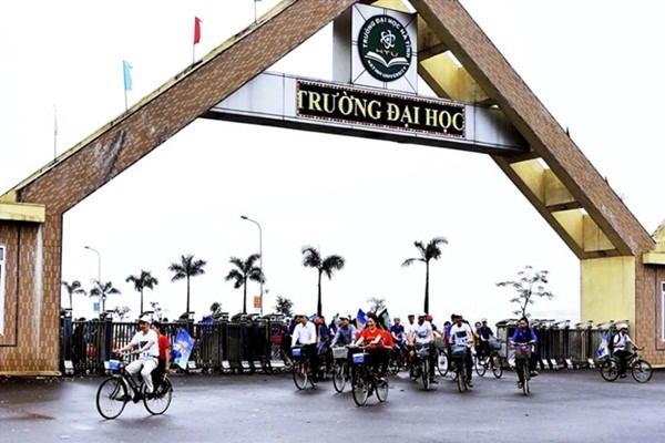 Ha Tinh contribuye a formacion de recursos humanos de Laos hinh anh 1